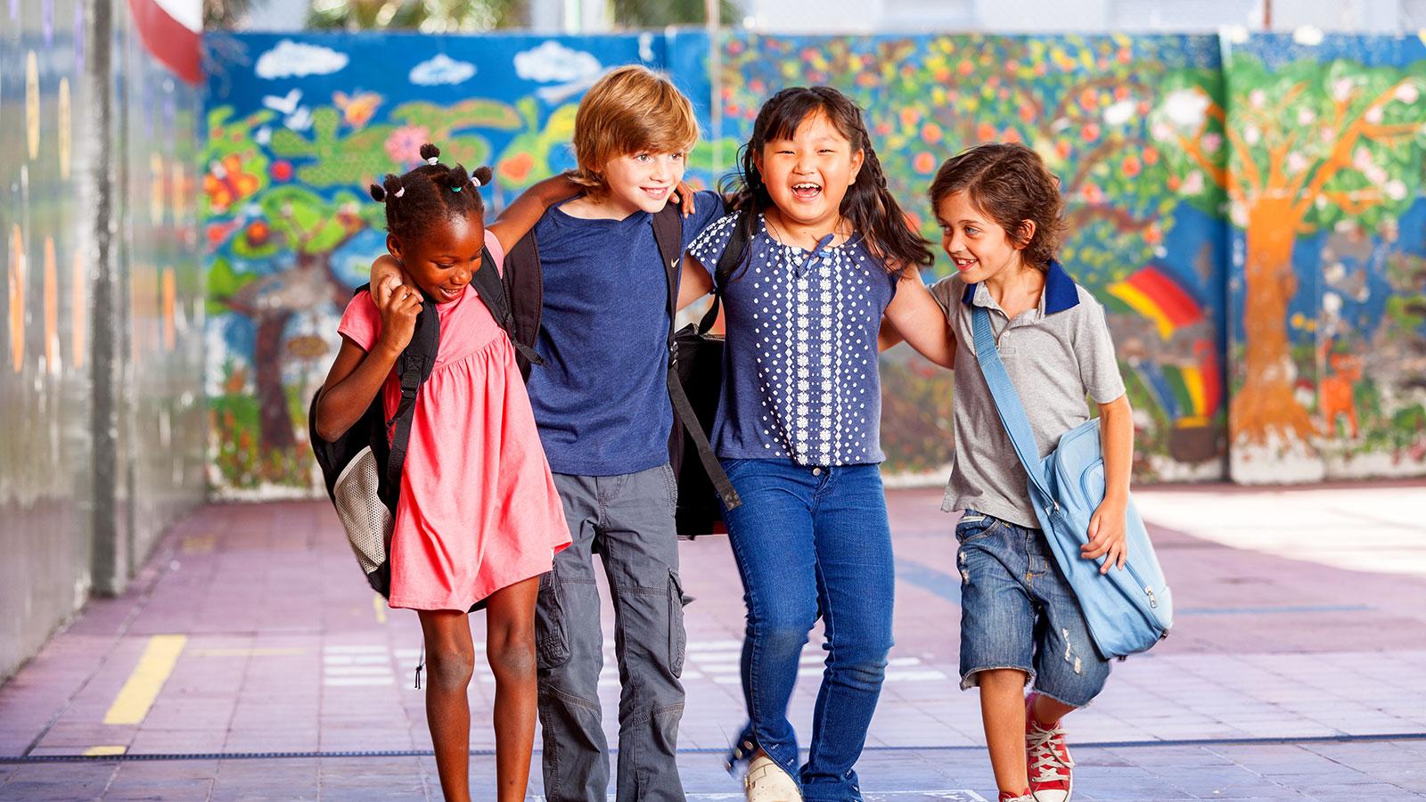 Unesco-kouluverkosto on maailman suurin kouluverkosto.